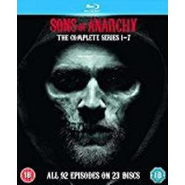 Sons Of Anarchy - Complete Seasons 1-7 [Blu-ray] [Region Free]